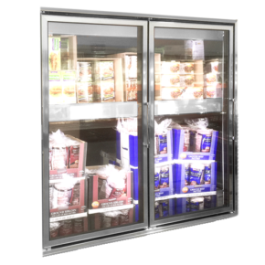 Glass Refrigerated Case Doors